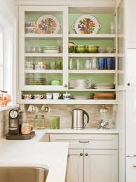 kitchen emulsion paint: kitchen medium size photos hgtv white kitchen cabinets with green interior and glass doors outdoor