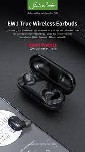 <b>TWS</b> true <b>wireless Bluetooth Earphones</b>, JadeAudio first product ...
