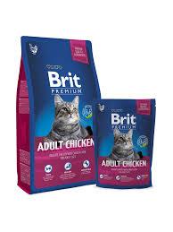 <b>Brit Premium Cat Adult</b> Chicken – Brit