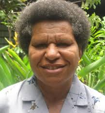 I am Elizabeth Thomas, and I am from Enga Province. I am the first-born of nine siblings. My family was Catholic and my mother had big Christian influence ... - Elizabeth%2520Thomas