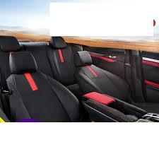 <b>Lsrtw2017 fiber leather car</b> seat cover seat cushion for honda civic ...