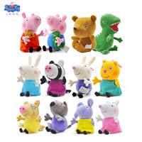 <b>Peppa Pig</b> Plush Toys