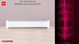 Xiaomi <b>Mijia</b> Foot Line <b>Heater</b>. Xiaomi Foot <b>Smart Heater</b>. - YouTube