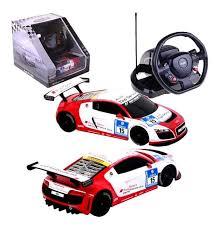 Купить <b>радиоуправляемая машинка Rastar Audi</b> R8 LMS 53610 ...
