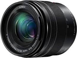 <b>Panasonic</b> 12-60 mm/F 3.5-5.6 <b>LUMIX G VARIO</b> POWER OIS ...