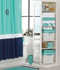 popular cool bathroom color: cool blocking is super cool we are loving this middot dorm bathroombathroom colorsdownstairs