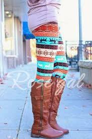 <b>Stylish Elastic Waist Christmas</b> Print Slimming Women's Pants   Cute ...