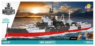 <b>Конструктор Cobi</b> World of Warships 3082 Корабль Его ...
