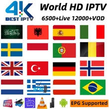 <b>4k android</b> tv box <b>europe</b> iptv