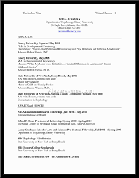 psychology sample resume experience resumes psychology sample resume