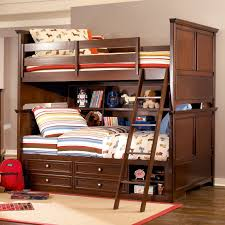 kids bedroom bunk beds room ideas furniture for breathtaking futon bed and guard rail walmart astounding modern loft bed
