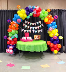 Balloon arch 8x8 ft