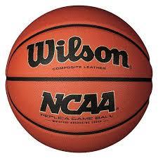 <b>Мяч баскетбольный Wilson NCAA</b> Replica Game Ball купить в ...