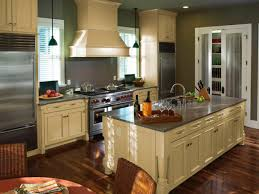 Best Type Of Floor For Kitchen Kitchen Layout Templates 6 Different Designs Hgtv