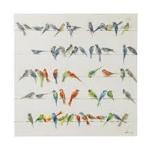 <b>Картина Birds</b> Meeting, коллекция Птичий Совет - <b>KARE</b> center
