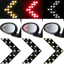 <b>2Pcs</b>/<b>Lot Car</b> Styling 14 SMD LED Turn Signal <b>Light For Car</b> Rear ...