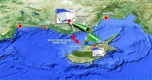 kıbrısa barış suyu için açılış töreni resimleri ile ilgili görsel sonucu