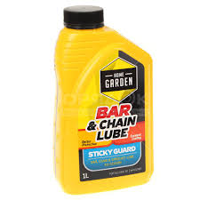 <b>Масло машинное Home Garden</b> Bar&Chain Lube цепное, 1 л в ...