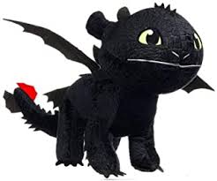 How to train your dragon - Soft Toys: Toys & Games - Amazon.co.uk