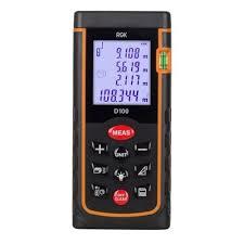 Лазерный <b>дальномер RGK D100</b> купить по низкой цене в ГЕО-НДТ