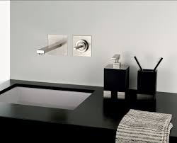 kitchen faucets wall mount: wall mount lavatory faucet decors osbdata