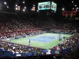 Tournoi de tennis de Paris-Bercy
