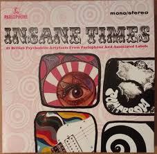 <b>Various Artists</b> - <b>Insane</b> Times / Rhino 0190295867324 - Vinyl