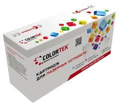 <b>Картридж Colortek</b> Q2612A/Canon FX-10/Canon C-703 — купить ...