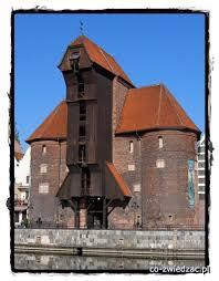 Znalezione obrazy dla zapytania żuraw gdański