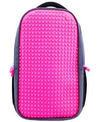 <b>Рюкзак</b> UPIXEL <b>Full Screen</b> Biz <b>Backpack</b> WY-A009 - фуксия ...