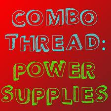 <b>Power Supply</b> Reference Thread - Questions - Community - Synthiam