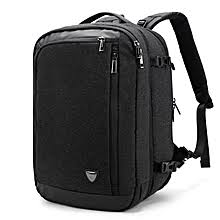17 3 inch mochila large capacity waterproof laptop backpack business travel student school bags with usb charging