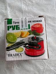 Обзор от покупателя на <b>Точилка для ножей</b> Bradex «РУБИН ...