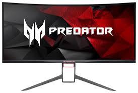 """<b>Монитор Acer Predator X34P</b> 34"""" — купить по выгодной цене на ..."""