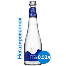 <b>Вода Baikal Pearl</b> / Жемчужина Байкала 0.53 литра, без газа ...