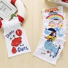 <b>Baby Boys</b> Girls Summer <b>T</b> shirt <b>Kids Cartoon</b> Animal Donut Tops ...