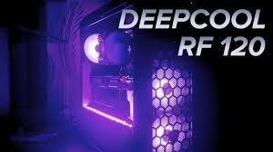 ЛУЧШИЕ RGB ВЕРТУШКИ - <b>Deepcool RF 120</b> Тест, Обзор ...