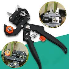Fashion <b>Household Grafting</b> Machine <b>Garden</b> Tools With 2 Blades ...