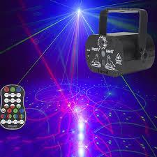 YSH - 032 60 Patterns USB Laser Projector LED Stage Light Sale ...