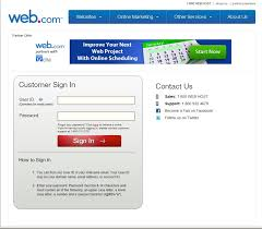 web com builder review site builder awards an online form on the web com website is one of the options available for