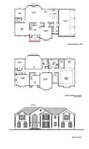 Woodcliff Lake real estate   New homes Glen Estatewoodcliff lake new home elevation and plan