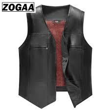 <b>ZOGGA</b> Wetlook Patent Leather Vests High Quality Men Waistcoat ...