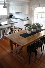 chair dining room tables rustic chairs: rustic dining table pairs with bentwood chairs stools amp chairs blog