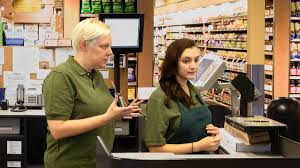 friendly cashier persona briefly dropped to address trainee the nashville tn her formerly cheerful voice suddenly becoming clipped and terse kroger morning supervisor deanna albas reportedly dropped her friendly