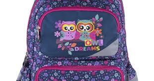 <b>Рюкзак</b> школьный <b>PULSE ANATOMIC OWL</b> DREAMS, совы ...