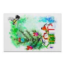 <b>Холст 50</b>×75 Новогоднее настроение. #3096346 от Zorgo-<b>Art</b>