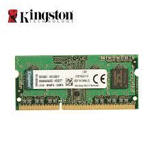 <b>Kingston</b> Memoria RAM <b>DDR3L</b> 8GB <b>4GB 1600MHz</b> Intel Memory ...
