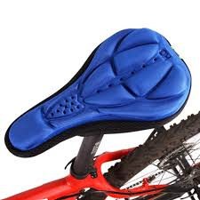 Saddle Covers, Seat Covers New <b>Cycling Bike 3D Silicone</b> Gel Pad ...