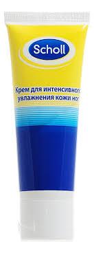 Купить <b>крем для интенсивного</b> увлажнения кожи ног <b>scholl</b> 75мл ...