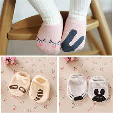 Children Sock Rubber Anti Slip <b>Cotton</b> Baby Boy Socks Animal ...